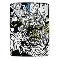 The Monster Squad Samsung Galaxy Tab 3 (10 1 ) P5200 Hardshell Case  by BangZart