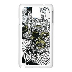 The Monster Squad Samsung Galaxy Note 3 N9005 Case (white) by BangZart