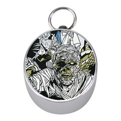 The Monster Squad Mini Silver Compasses by BangZart