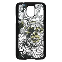 The Monster Squad Samsung Galaxy S5 Case (black) by BangZart