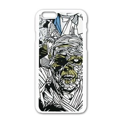 The Monster Squad Apple Iphone 6/6s White Enamel Case by BangZart
