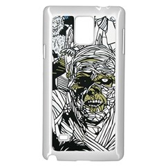 The Monster Squad Samsung Galaxy Note 4 Case (white) by BangZart
