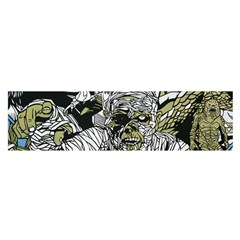 The Monster Squad Satin Scarf (oblong)