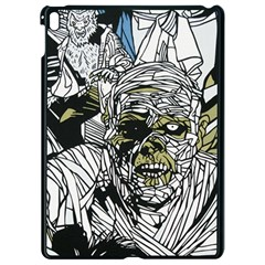 The Monster Squad Apple Ipad Pro 9 7   Black Seamless Case by BangZart