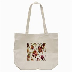Texture Pattern Fabric Design Tote Bag (cream) by BangZart