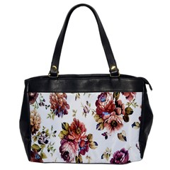 Texture Pattern Fabric Design Office Handbags