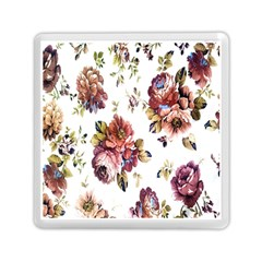 Texture Pattern Fabric Design Memory Card Reader (square)