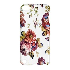 Texture Pattern Fabric Design Apple Ipod Touch 5 Hardshell Case