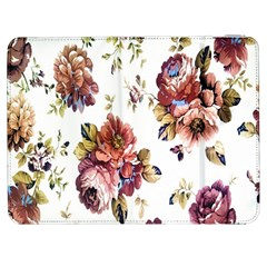 Texture Pattern Fabric Design Samsung Galaxy Tab 7  P1000 Flip Case by BangZart