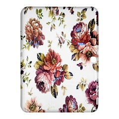 Texture Pattern Fabric Design Samsung Galaxy Tab 4 (10 1 ) Hardshell Case