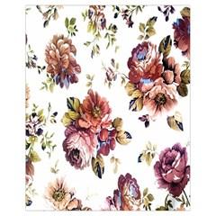 Texture Pattern Fabric Design Drawstring Bag (small) by BangZart