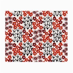 Simple Japanese Patterns Small Glasses Cloth by BangZart
