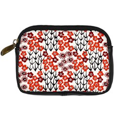 Simple Japanese Patterns Digital Camera Cases by BangZart
