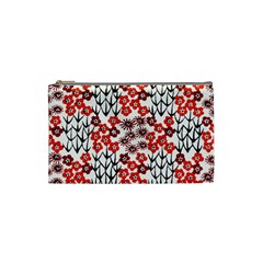 Simple Japanese Patterns Cosmetic Bag (small)