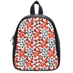 Simple Japanese Patterns School Bags (small)