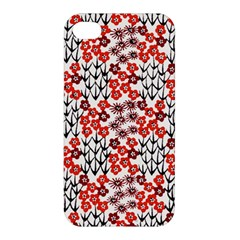 Simple Japanese Patterns Apple Iphone 4/4s Hardshell Case by BangZart