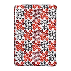 Simple Japanese Patterns Apple Ipad Mini Hardshell Case (compatible With Smart Cover) by BangZart
