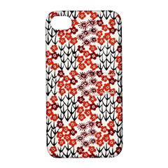 Simple Japanese Patterns Apple Iphone 4/4s Hardshell Case With Stand by BangZart