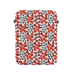 Simple Japanese Patterns Apple Ipad 2/3/4 Protective Soft Cases by BangZart