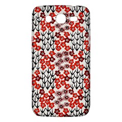 Simple Japanese Patterns Samsung Galaxy Mega 5 8 I9152 Hardshell Case  by BangZart