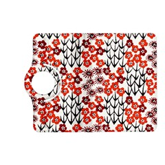 Simple Japanese Patterns Kindle Fire Hd (2013) Flip 360 Case by BangZart