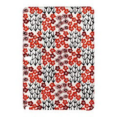 Simple Japanese Patterns Samsung Galaxy Tab Pro 10 1 Hardshell Case