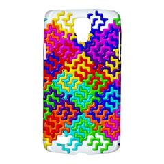 3d Fsm Tessellation Pattern Galaxy S4 Active by BangZart
