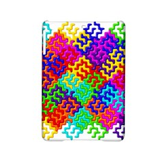 3d Fsm Tessellation Pattern Ipad Mini 2 Hardshell Cases by BangZart