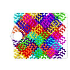 3d Fsm Tessellation Pattern Kindle Fire Hdx 8 9  Flip 360 Case by BangZart