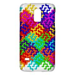 3d Fsm Tessellation Pattern Galaxy S5 Mini by BangZart