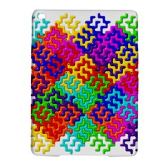 3d Fsm Tessellation Pattern Ipad Air 2 Hardshell Cases