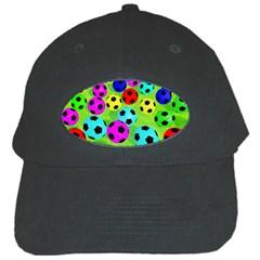 Balls Colors Black Cap by BangZart