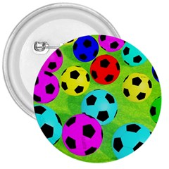Balls Colors 3  Buttons by BangZart
