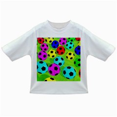 Balls Colors Infant/toddler T Shirts by BangZart