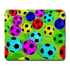 Balls Colors Large Mousepads by BangZart