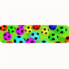 Balls Colors Large Bar Mats by BangZart