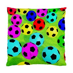 Balls Colors Standard Cushion Case (one Side)