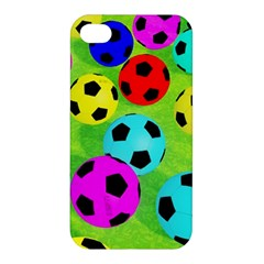Balls Colors Apple Iphone 4/4s Hardshell Case by BangZart