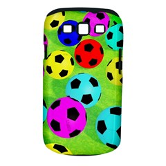 Balls Colors Samsung Galaxy S Iii Classic Hardshell Case (pc+silicone)