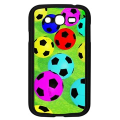 Balls Colors Samsung Galaxy Grand Duos I9082 Case (black) by BangZart