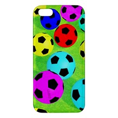Balls Colors Iphone 5s/ Se Premium Hardshell Case by BangZart