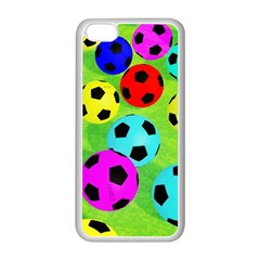 Balls Colors Apple Iphone 5c Seamless Case (white) by BangZart