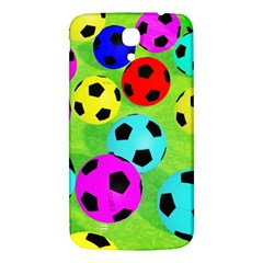 Balls Colors Samsung Galaxy Mega I9200 Hardshell Back Case by BangZart