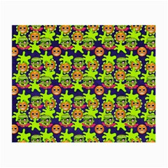 Smiley Monster Small Glasses Cloth by BangZart