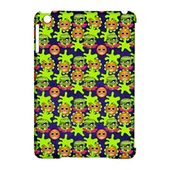 Smiley Monster Apple Ipad Mini Hardshell Case (compatible With Smart Cover) by BangZart
