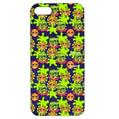 Smiley Monster Apple Iphone 5 Hardshell Case With Stand by BangZart