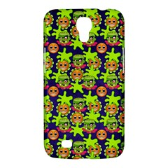Smiley Monster Samsung Galaxy Mega 6 3  I9200 Hardshell Case by BangZart