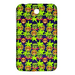 Smiley Monster Samsung Galaxy Tab 3 (7 ) P3200 Hardshell Case  by BangZart
