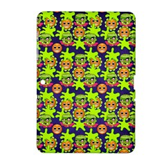 Smiley Monster Samsung Galaxy Tab 2 (10 1 ) P5100 Hardshell Case