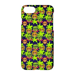 Smiley Monster Apple Iphone 7 Hardshell Case by BangZart